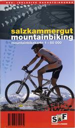 Mountainbikekarte Salzkammergut