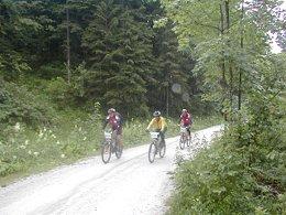 Biketour durch den Leisling