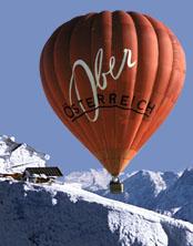 Ballonfahrten in Österreich